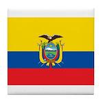 Ecuador Tile Coaster