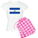 El Salvador Women's Light Pajamas