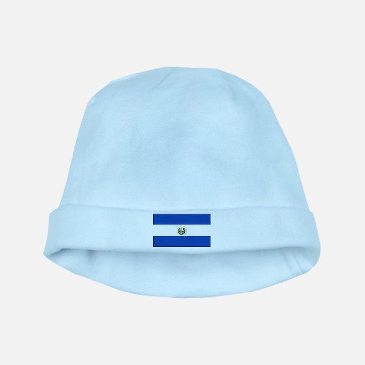 El Salvador baby hat
