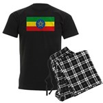 Ethiopia Men's Dark Pajamas