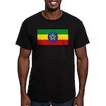 Ethiopia Men's Fitted T-Shirt (dark)