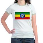 Ethiopia Jr. Ringer T-Shirt