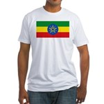 Ethiopia Fitted T-Shirt