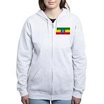 Ethiopia Women's Zip Hoodie