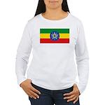 Ethiopia Women's Long Sleeve T-Shirt