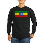 Ethiopia Long Sleeve Dark T-Shirt