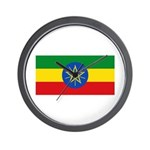 Ethiopia Wall Clock