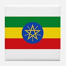 Ethiopia Tile Coaster