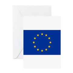 European Union Greeting Card