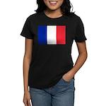 France Women's Dark T-Shirt