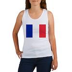 France Women's Tank Top
