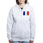 France Women's Zip Hoodie
