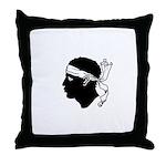 Corsica Throw Pillow