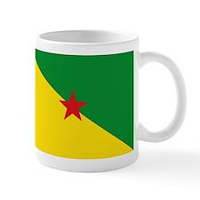 French Guiana Mug