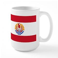 French Polynesia Mug
