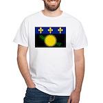 Guadeloupe White T-Shirt