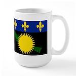 Guadeloupe Large Mug