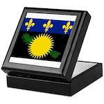 Guadeloupe Keepsake Box