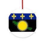 Guadeloupe Ornament (Round)