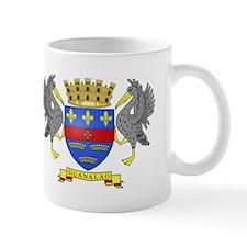 Saint Barthélemy Mug