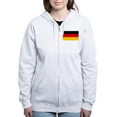 Germany Zip Hoodie