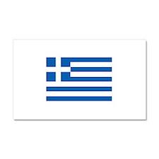 Greece Car Magnet 20 x 12