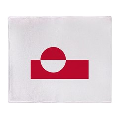 Greenland Throw Blanket