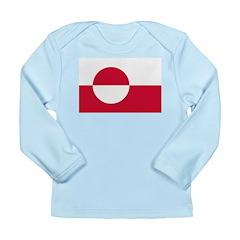 Greenland Long Sleeve Infant T-Shirt