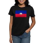 Haiti Women's Dark T-Shirt