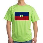 Haiti Green T-Shirt