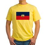 Haiti Yellow T-Shirt