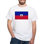 Haiti White T-Shirt