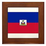 Haiti Framed Tile