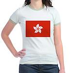Hong Kong Jr. Ringer T-Shirt