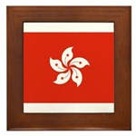 Hong Kong Framed Tile