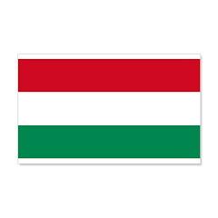 Hungary 22x14 Wall Peel