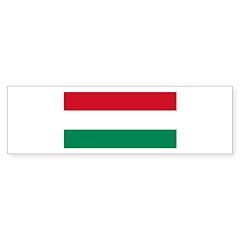 Hungary Sticker (Bumper 10 pk)