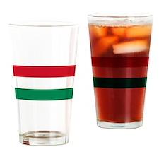 Hungary Drinking Glass