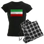 Iran Women's Dark Pajamas