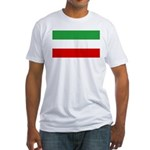 Iran Fitted T-Shirt