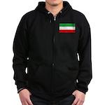 Iran Zip Hoodie (dark)