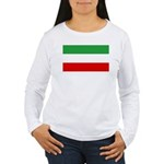 Iran Women's Long Sleeve T-Shirt