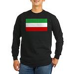 Iran Long Sleeve Dark T-Shirt