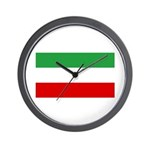 Iran Wall Clock