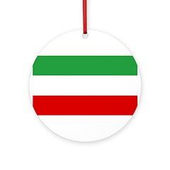 Iran Ornament (Round)