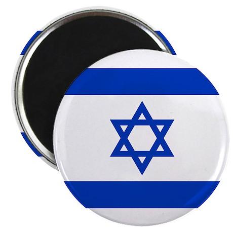 """Israel 2.25"""" Magnet (10 pack)"""