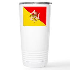 Sicily Travel Mug