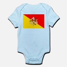 Sicily Infant Bodysuit
