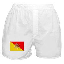Sicily Boxer Shorts