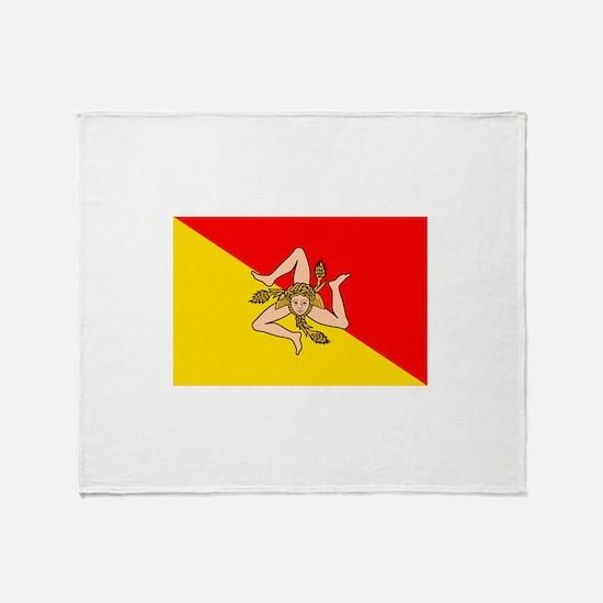 Sicily Throw Blanket